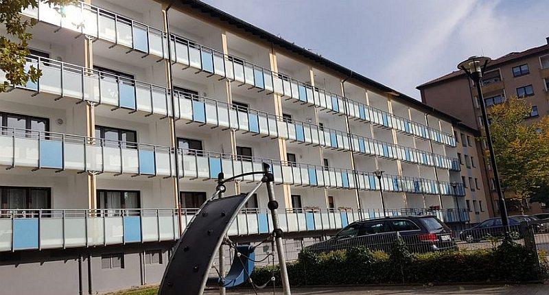 Balkonsanierung, Fassadensanierung, Großobjekt Ruhrgebiet