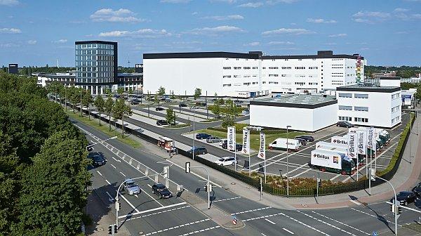 Brillux Farben Hersteller Hauptsitz Münster