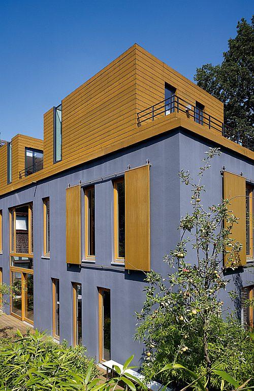 Fassadensanierung Fassadenanstrich Bredeney