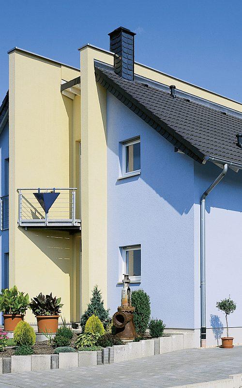 Fassadensanierung Fassadenanstrich Essen Fulerum