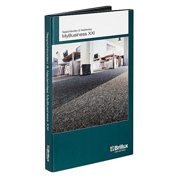 Nadelvlies Bodenbelag Musterbuch My_Business XXL