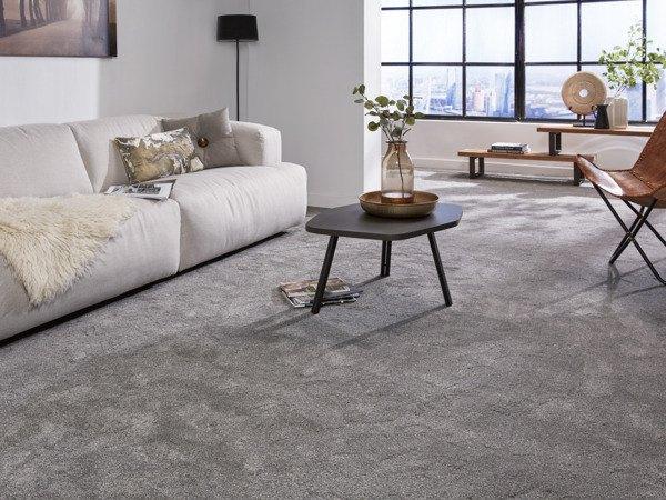 Teppichboden hochflorig Humilis Farbe1034