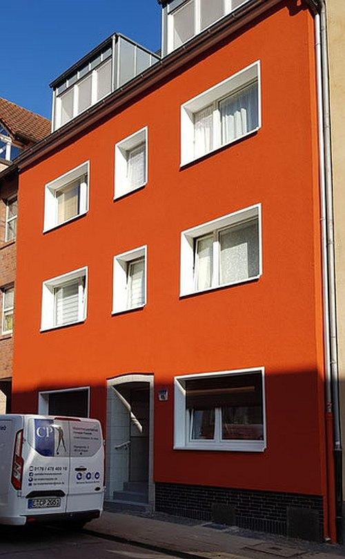 Wärmedämmung Fassadendämmung Handwerksbetrieb in Essen